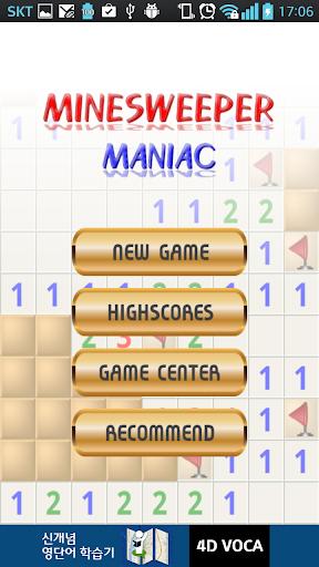 Minesweeper Maniac