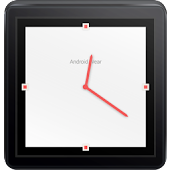 Flat Watch Face Android Wear