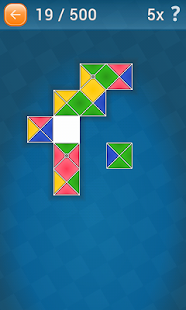 Color Block Puzzle- screenshot thumbnail