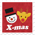 Christmas Letter atom theme icon