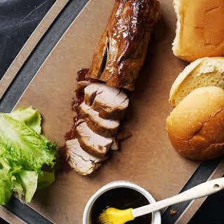 Teriyaki Pork Tenderloin.