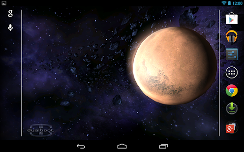 Space HD - screenshot thumbnail