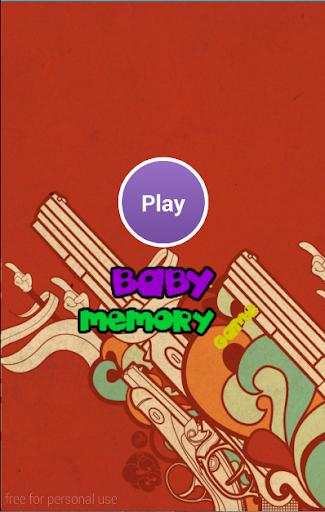 Baby Memory Games