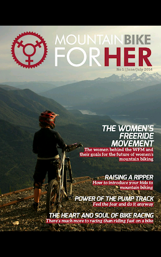 MTB4Her - Issue 1