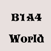 Kpop B1A4 world