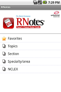 RNotes - screenshot thumbnail