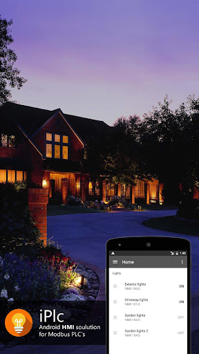 iPlc - Android Modbus Monitor