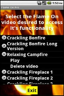 Fireplaces and Campfires Pro- screenshot thumbnail
