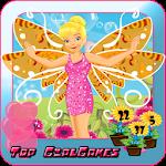 Fairy elementary math game