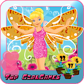 Fairy elementary math game