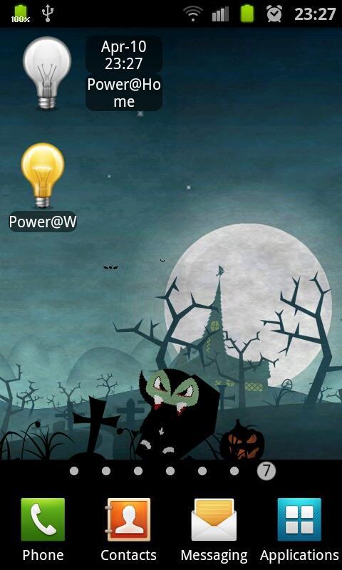 Angry Bolt Widget ⚡- screenshot