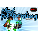Mad Freebording Snowboarding icon