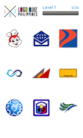 Screenshot of Logo Quiz Philippines
