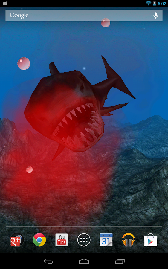 Shark Jaws Attack 3D- screenshot