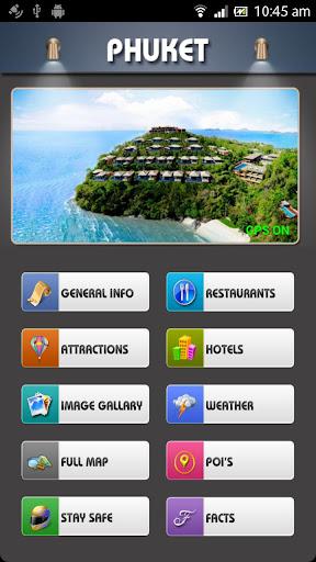 Phuket Offline Map Guide
