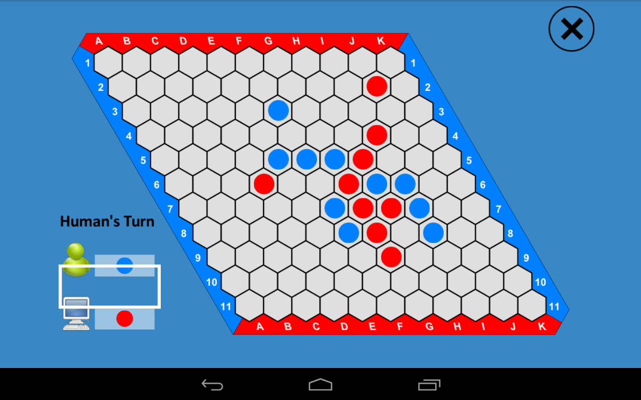 Hex Touch- screenshot