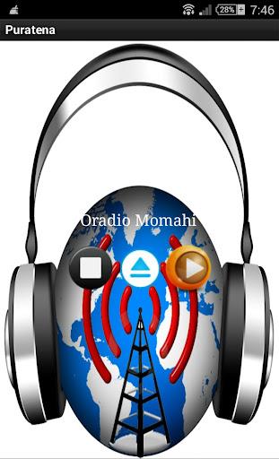 Oradio Momahi
