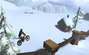 Взлом игры Trial Xtreme 2 Winter.