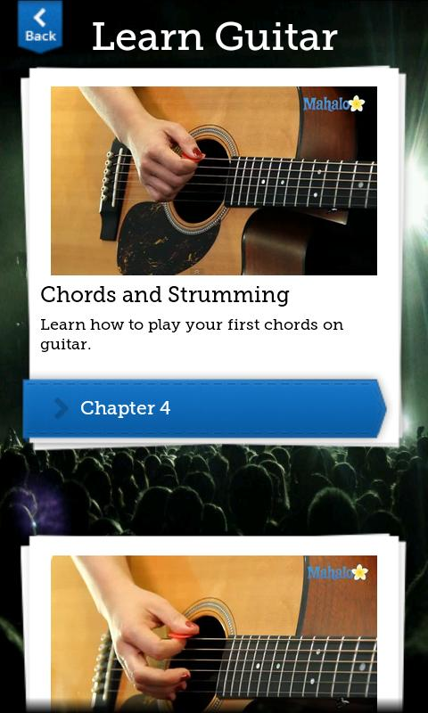 Learn Guitar - screenshot