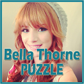 Bella Thorne Puzzle Game