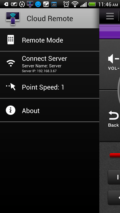 BenQ Smart Control(Wifi)- screenshot