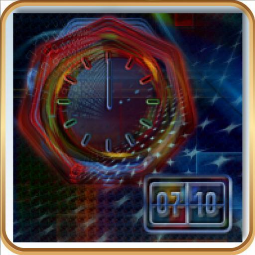 ADWTheme TECHNO彩虹 個人化 App LOGO-APP試玩