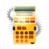 Steampunk Calculator Lite HD