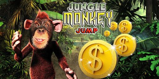 Jungle Monkey Surfer