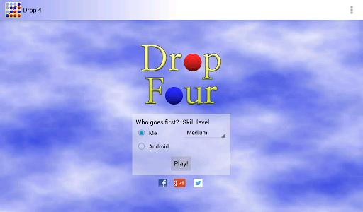【免費解謎App】Drop 4-APP點子