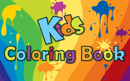 kids coloring book apk 1 1m - Children Drawing Books