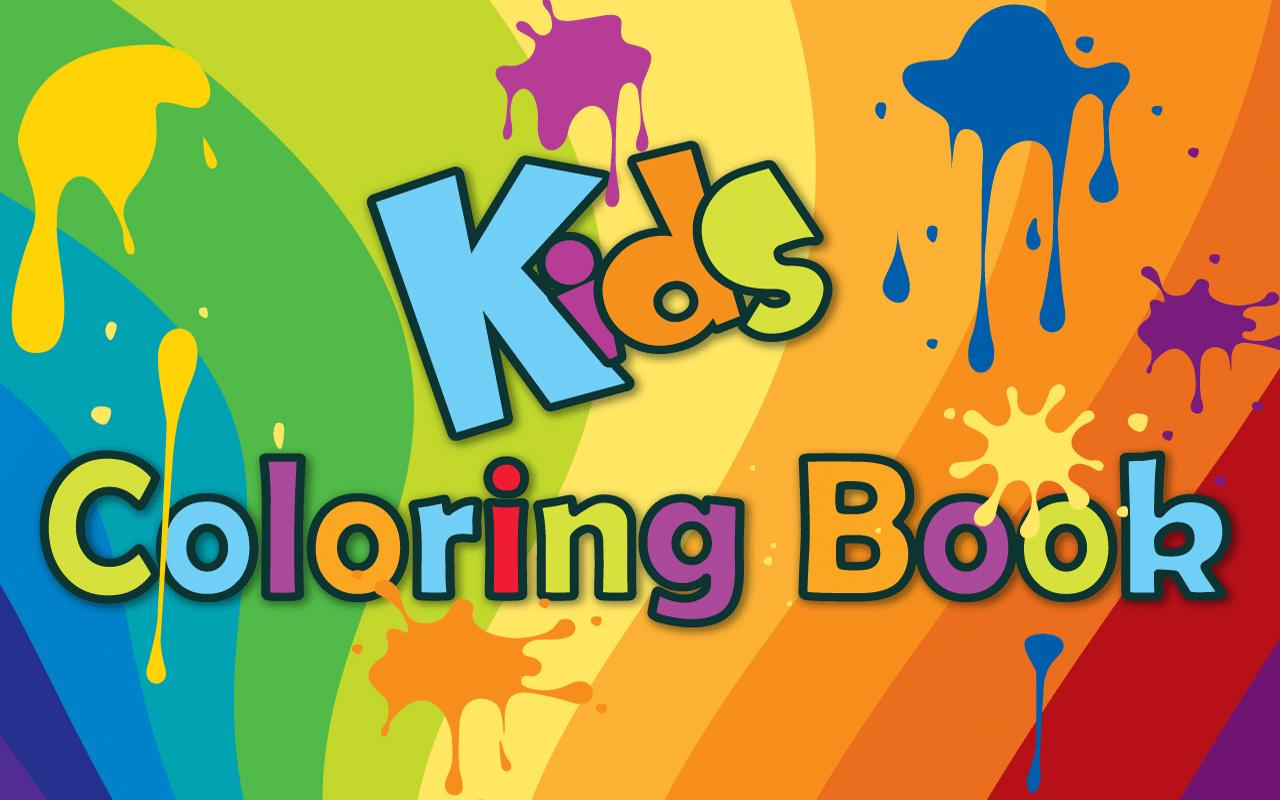 kids coloring book android apps on google play - Kids Colouring Books