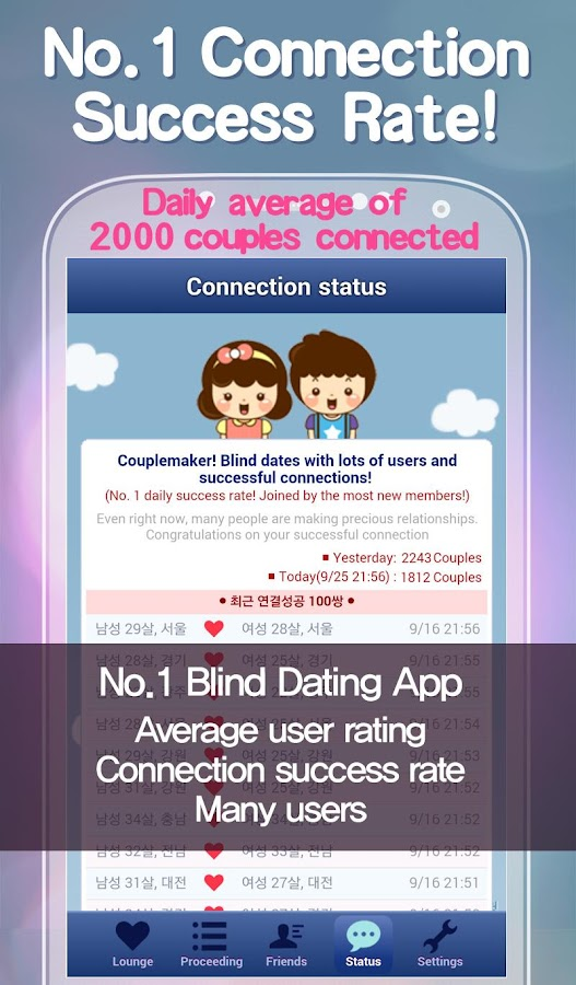 Couplemaker Dating - Chat Meet- screenshot