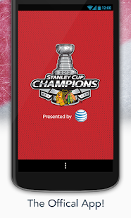 Chicago Blackhawks (Official) - screenshot thumbnail