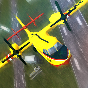 aircraft flight simulation for PC and MAC