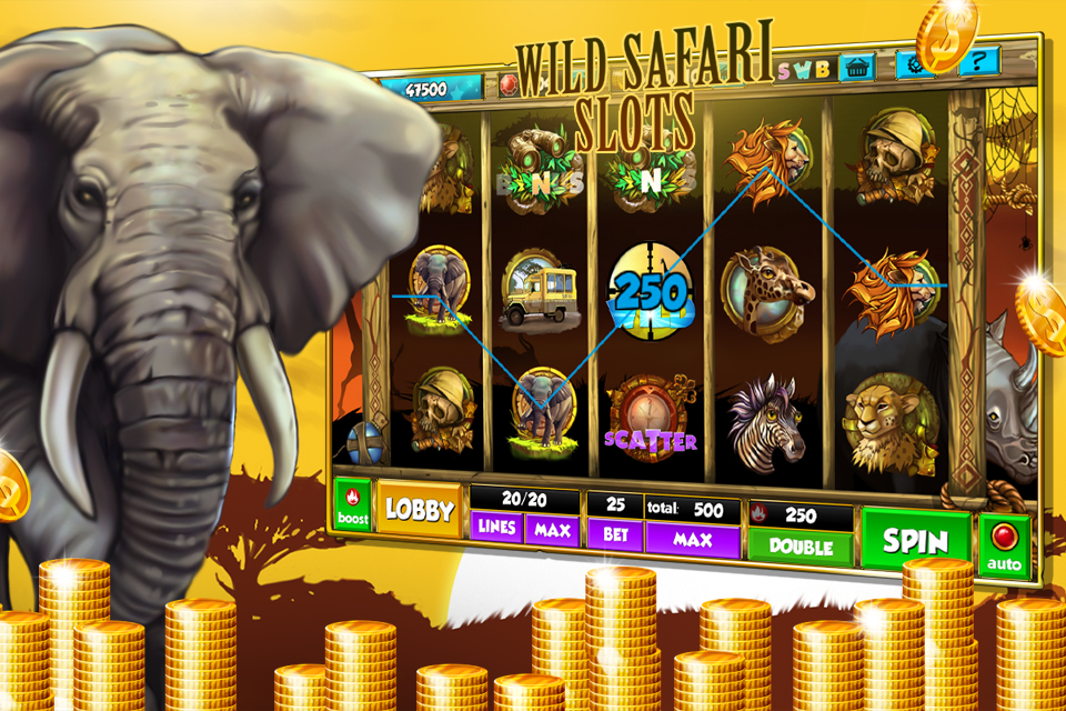 free slot games safari