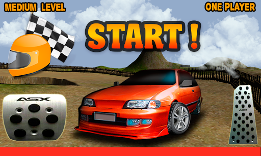 Rally Racer: Wasteland