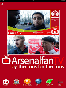 Arsenal Fan TV- screenshot thumbnail