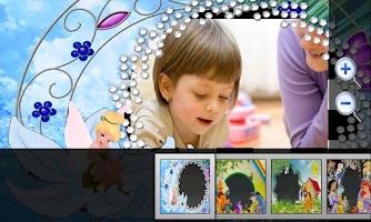 Screenshot of Cartoon Frames for Kids