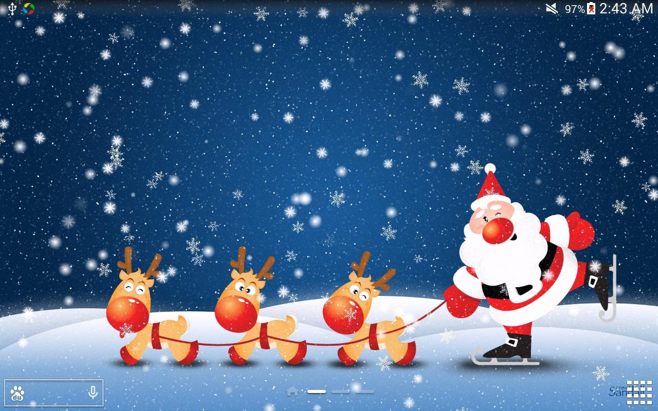 Christmas free live wallpaper android apps on google play for Xmas bilder kostenlos