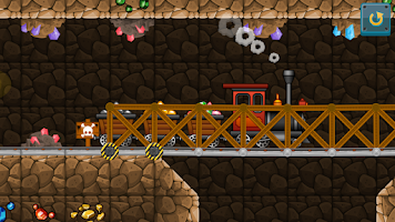 Screenshot of Bridge & Steam Physical Puzzle