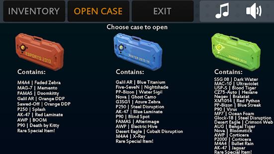 CS:GO Case Simulator PRO