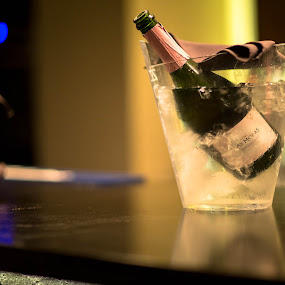 by Jorge Asad - Food & Drink Alcohol & Drinks ( champagne, cold )