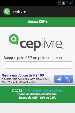 ceplivre- screenshot
