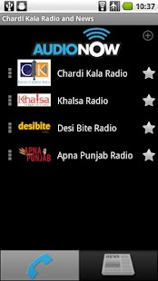 Chardi Kala Radio & News- screenshot thumbnail