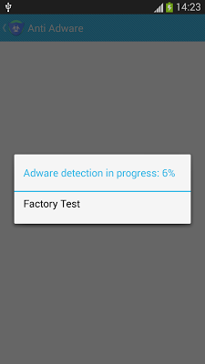 Anti Adware - screenshot