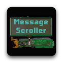 Message Scroller logo