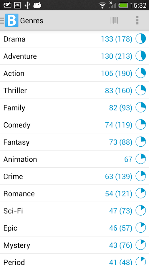 My Movies by Blu-ray.com - screenshot