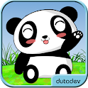 Panda Pet Live Wallpaper icon