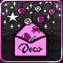 デコメ★キャラマックス logo