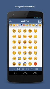 Moji! - The Emoji Messenger screenshot 2